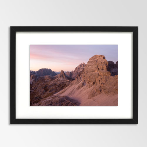 Dolomites Red