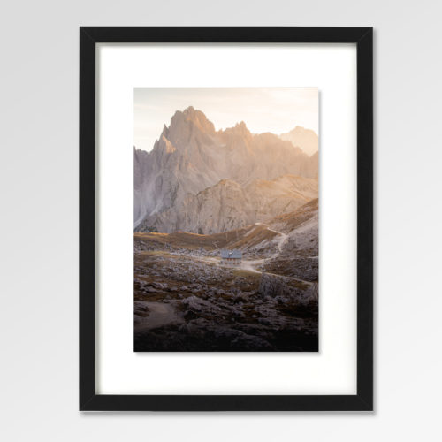 Dolomites Refuge