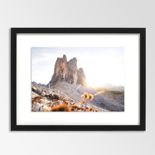 Tre cime last light