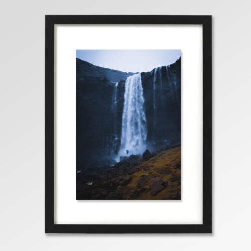 Waterfall Faroe