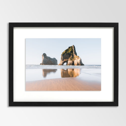 Wharariki beach Summer